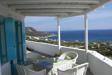 The 'Bijou House' at Lilly's Villas - Agios Georgios