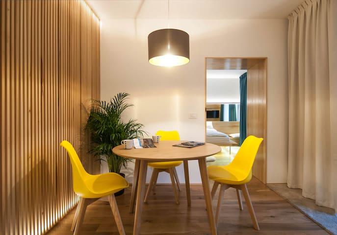 Garden House 2: design & simplicity - Timișoara - Apartment