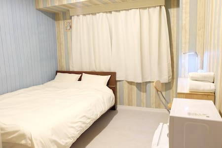 1 stop from Nagoya Station.Pocket WiFi. - Apartament