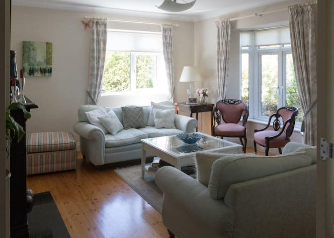 Your sitting room.  May be shared with the guests from our one other bedroom.