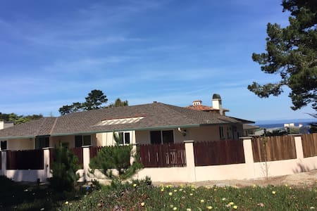Pebble Beach home with Ocean View - Del Monte Forest - Talo