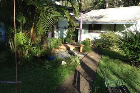 Rustic Holiday Cottage in Forest Gardens - Sapphire Beach