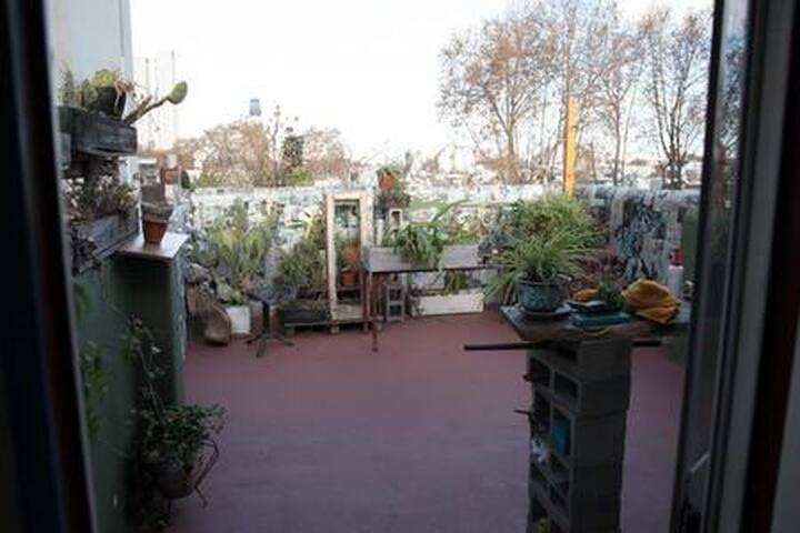 Habitación Studio in Palermo Hollywood! :)