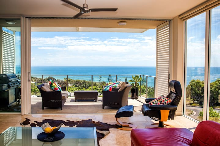 Oceans Three Luxury Apartment Rainbow Beach