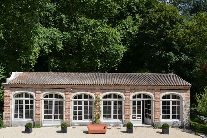 LePavillondelOrangerie - Tilleul - Meursanges - Bed & Breakfast
