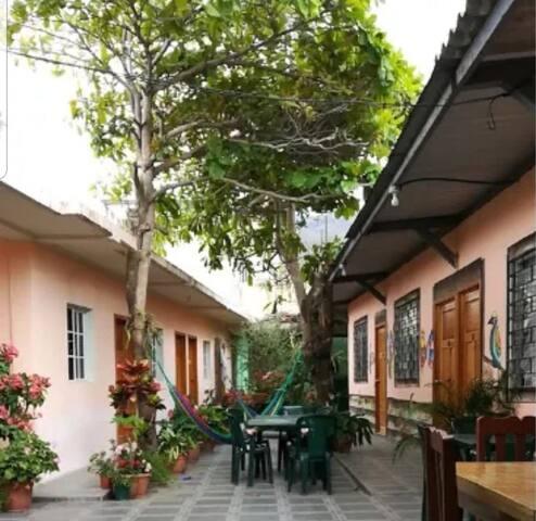 Hospedaje en el Centro de La Palma