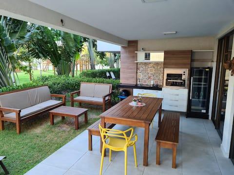 Apartamento Top térreo no WaiWai Cumbuco!
