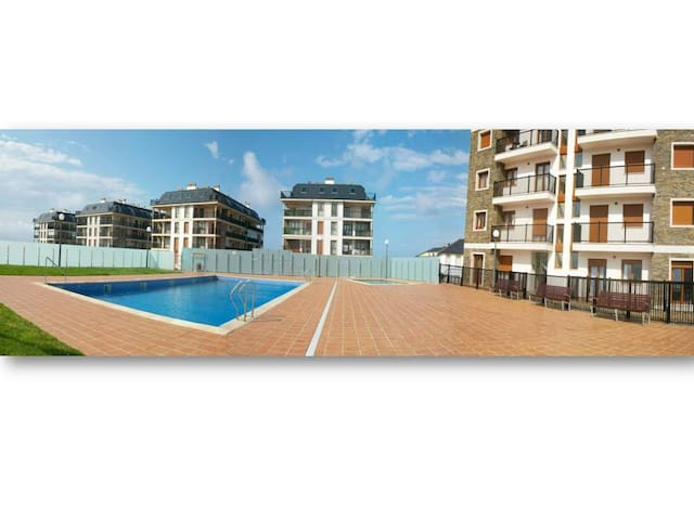 Apartamento Playa de Llas