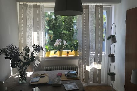 Welcome to my ideally located, cosy & quiet studio - Luxembourg - Pis