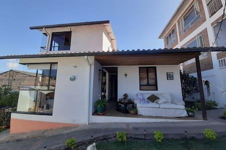 Hope house, Acogedora casa/cabaña en Choachi.