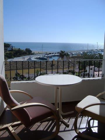 Acogedor apartamento en la mejor playa de Marbella - Marbella - Lägenhet