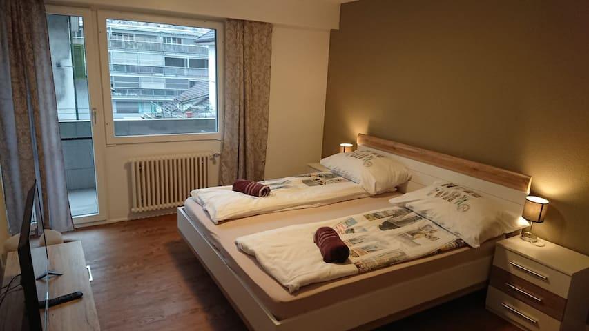 Wohnung im Zentrum von Luzern (Wohnung Nr. 21)