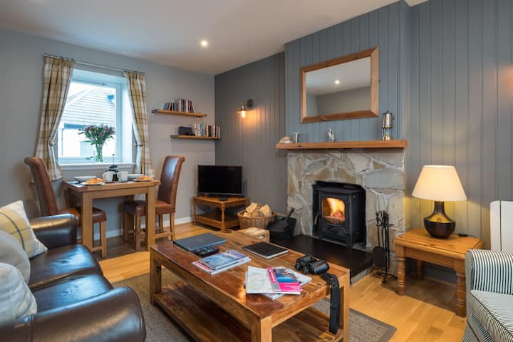 Larch Cottage at Highland Holiday Cottages