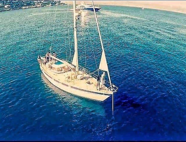 Barca a vela in Costa Azzurra!!!