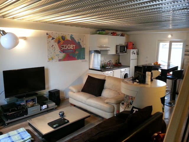 Duplex Neuilly-plaisance - Neuilly-Plaisance - Apartamento