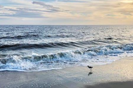 Calabash- Sunset Beach Retreat with River views!