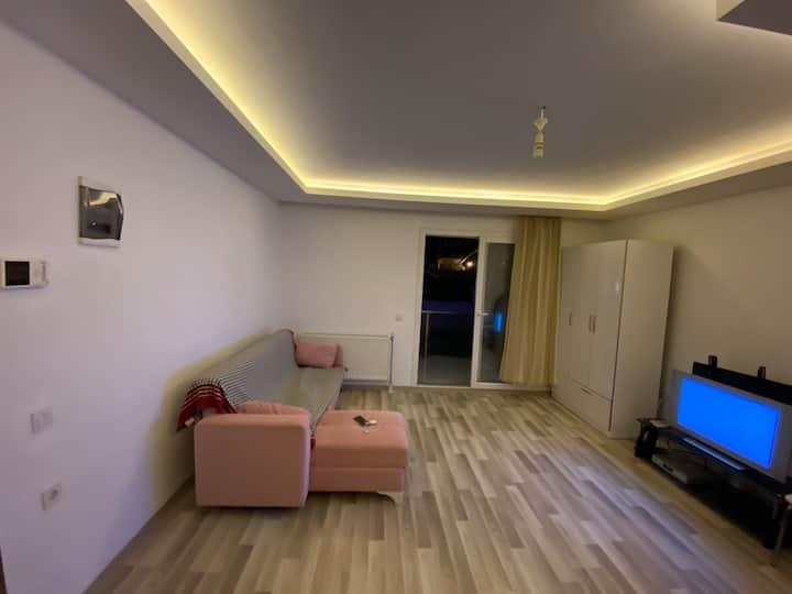 Kuşadası studio 1+0 lüx Residence havuzlu daire