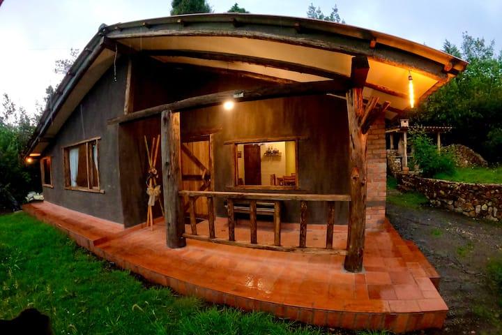 Cabaña Luna. Hacienda Tutupali