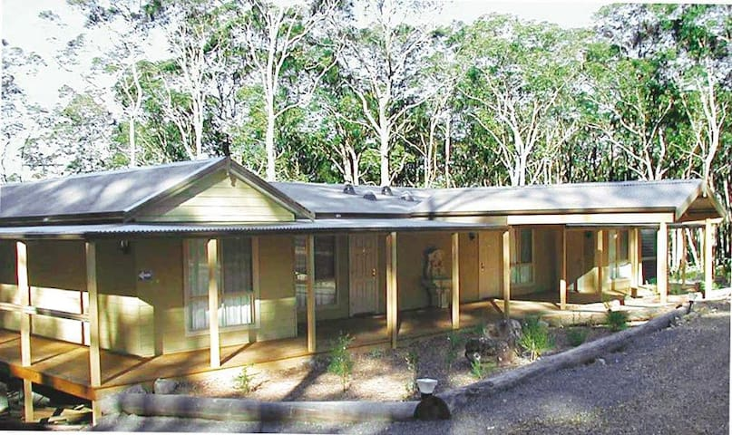 Jindalee Spa Chalet - Vacy - Chalet