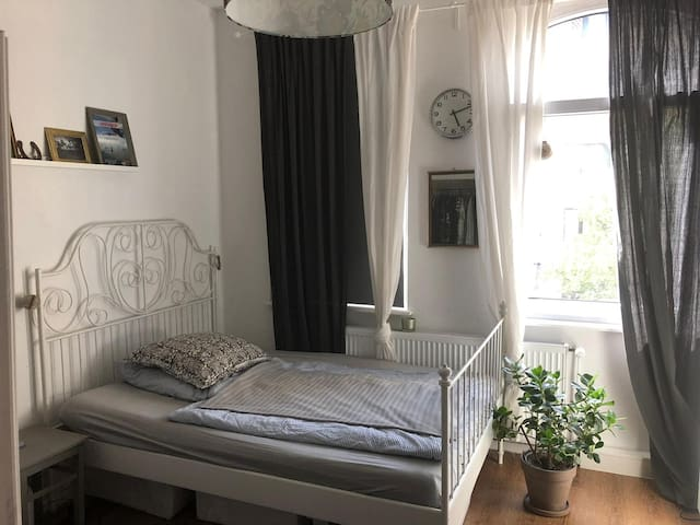 3 Zimmer Wohnung in Hannover Linden Nord.