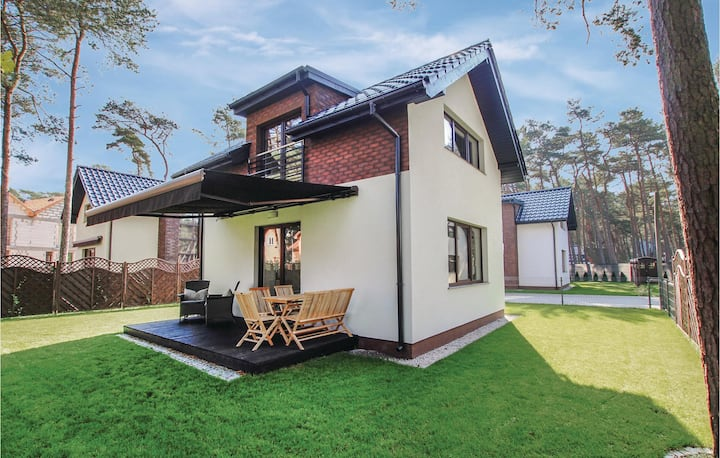 Stunning home in Pobierowo with 2 Bedrooms