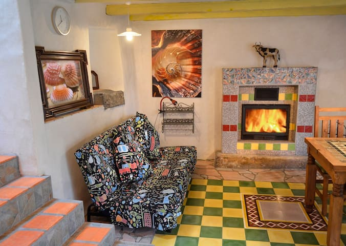 CHARMING BRETON HOUSE CLOSE TO THE SEA - Lézardrieux - Holiday home