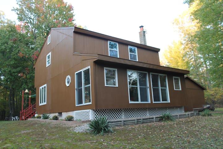 The Boonie House