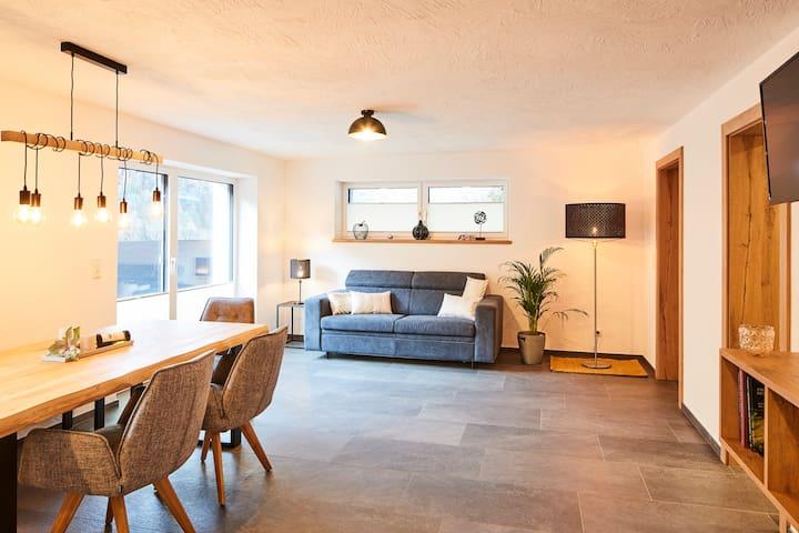 "Apartment ""Bergblick"" im NATURNAH"