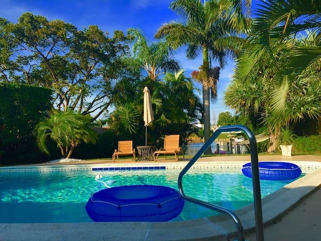 STUNNING VILLA IN FLORIDA - North Palm Beach - House