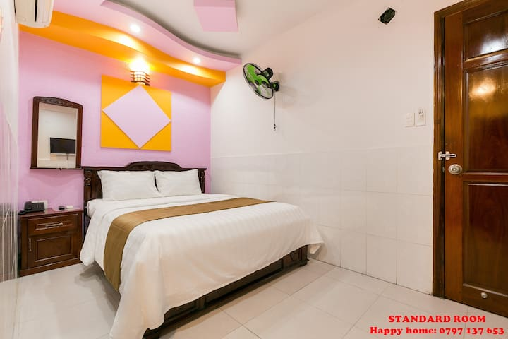 HAPPY HOME - Standard Room at District 7