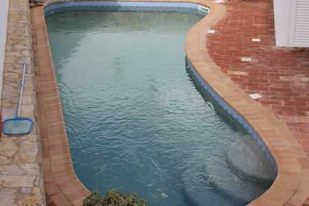 4 bed villa with pool 2km to beach - Praia da Luz - 獨棟