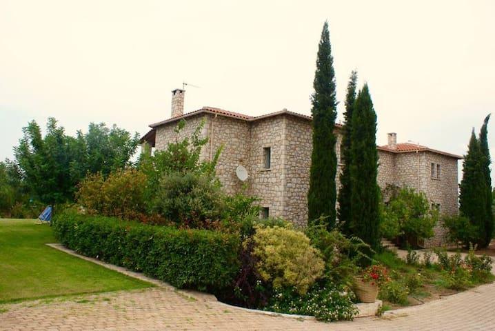 Villa Leon - Loukissia - Willa