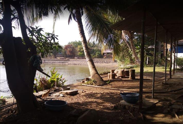 Kashid Kamath Alibag Beach - Homely AC Tents
