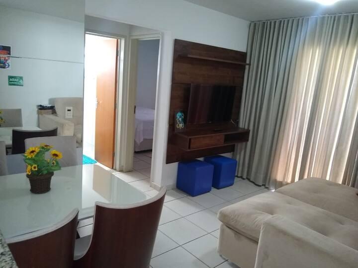 Setor Negrão de Lima - 2 quartos