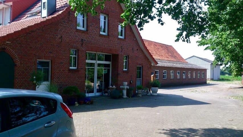 Gästehaus Wilsum 1-4 Personen