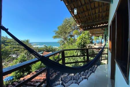 Casa na Praia Tiririca -Vista Incrível !!