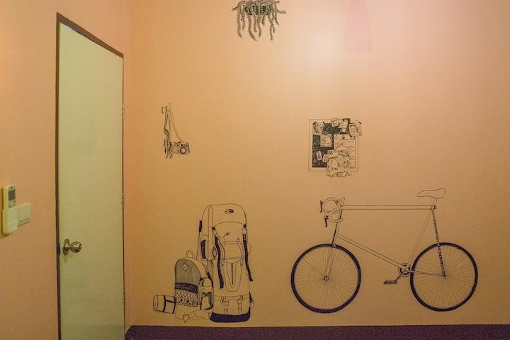 DD Hostel - Backpack Room