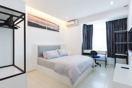 Cosy 3BD Parking Included - Bayan Lepas - อพาร์ทเมนท์