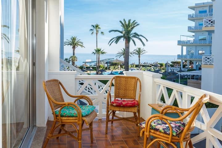 Apartamento en Santo Tomas con vistas al mar 1.1