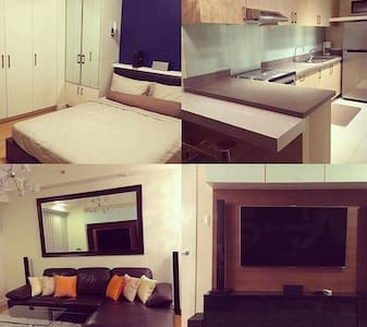 A cozy 1BR The Grove Rockwell Pasig - Pasig City