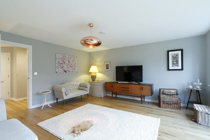 Stylish 3 bed townhouse central Marlow  sleeps 6-8 - Marlow
