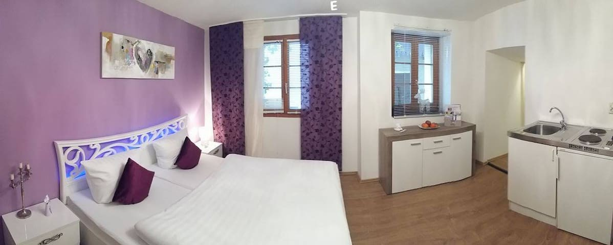 Apartment Lochandra - Regensburg - Appartement
