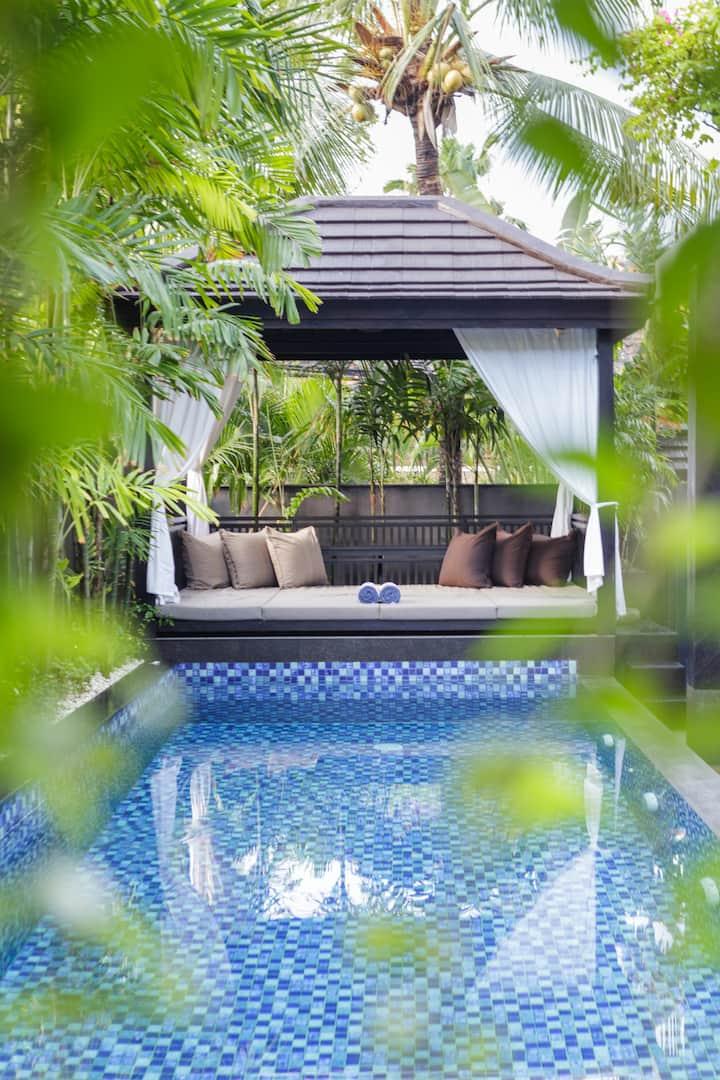 Indulge In Luxury At Villa Balimu Seminyak Villas For Rent In Kuta Bali Indonesia