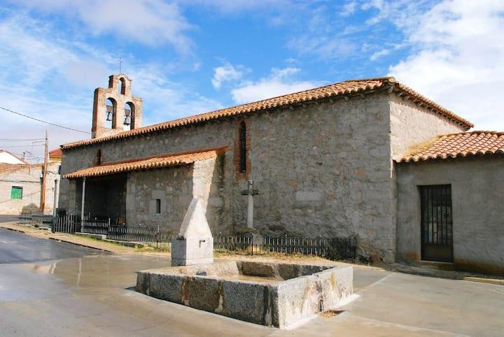Espaciosa casa en Ávila