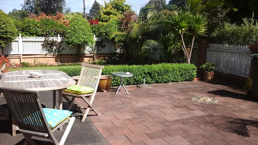 Balmoral oasis close to the City - Peaceful, cozy - Auckland - House