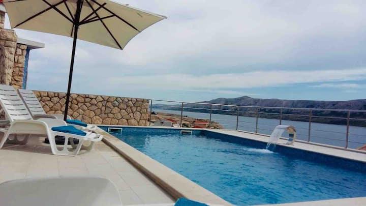 Villa Puntica with private pool