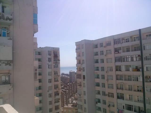 Whole Studio Apartment (1 + 1) - Baku - Appartement