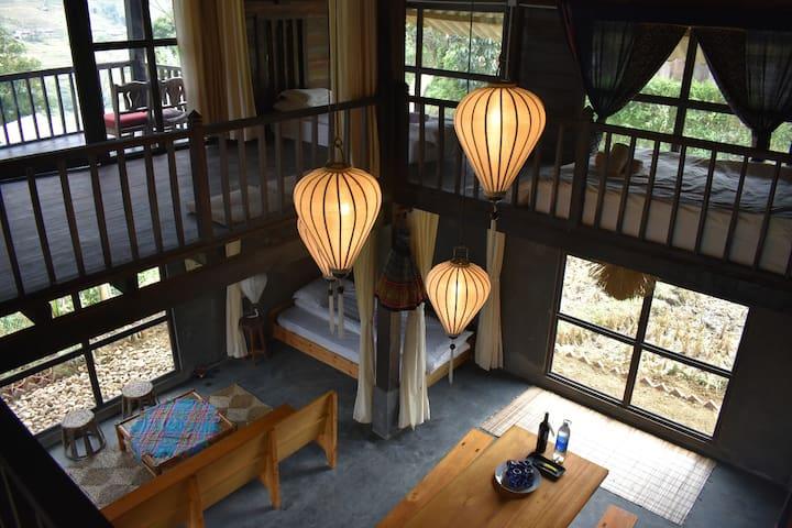 Luckydaisy's Buffalo House private rental
