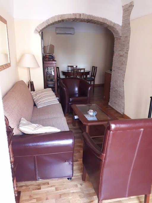 Soggiorno, sitting room.
