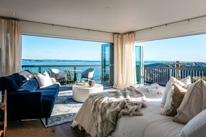 The Penthouse at Tihi Lodge